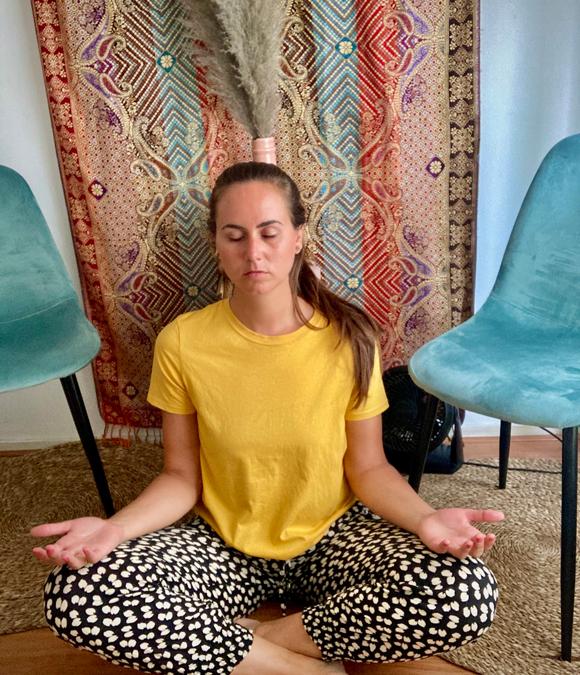 De kracht van meditatie